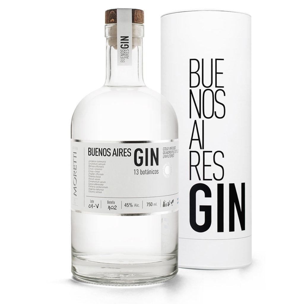 Buenos Aires GIN + Estuche